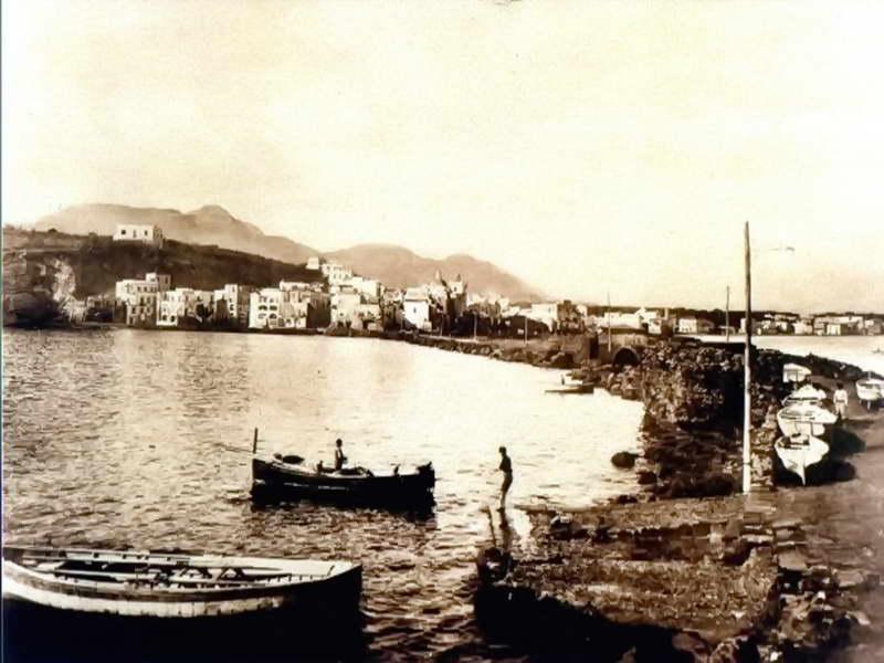 Ischia Ponte, le foto del primo Novecento