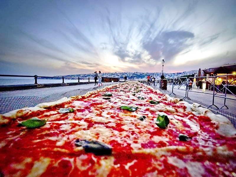 il villaggio della pizza arrivaci senza stress